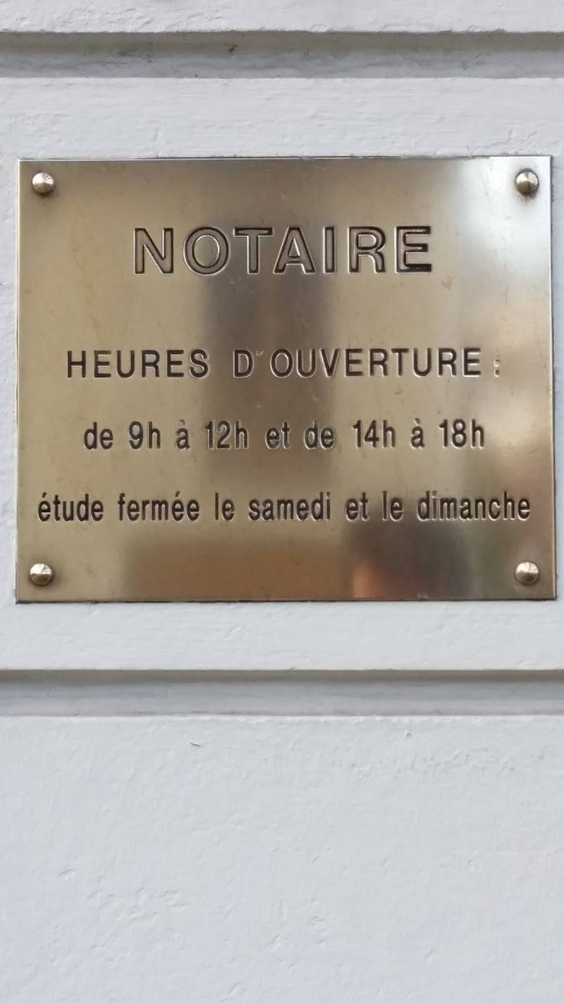Office Notarial de POISSY