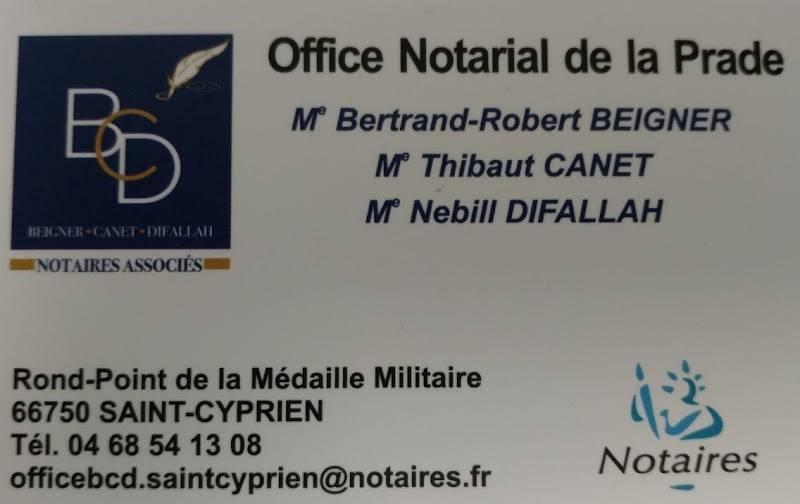 Contactez l'office Notarial de SAINT CYPRIEN au 0468541308