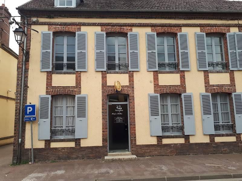 Office Notarial de CHARNY ORÉE DE PUISAYE