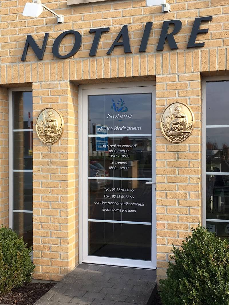 Office Notarial de PERONNE