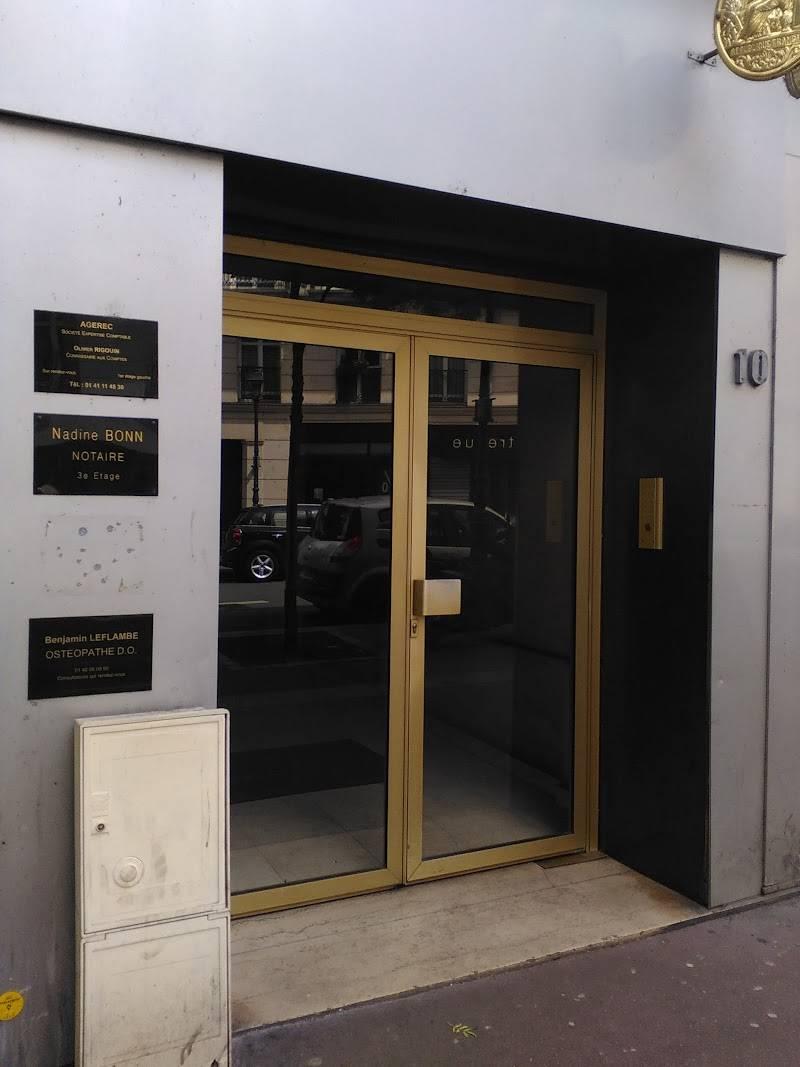 Office Notarial de ASNIERES SUR SEINE