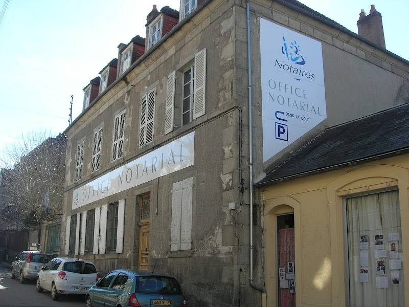 Office Notarial de AUBUSSON