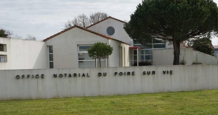 Office Notarial de LE POIRÉ SUR VIE
