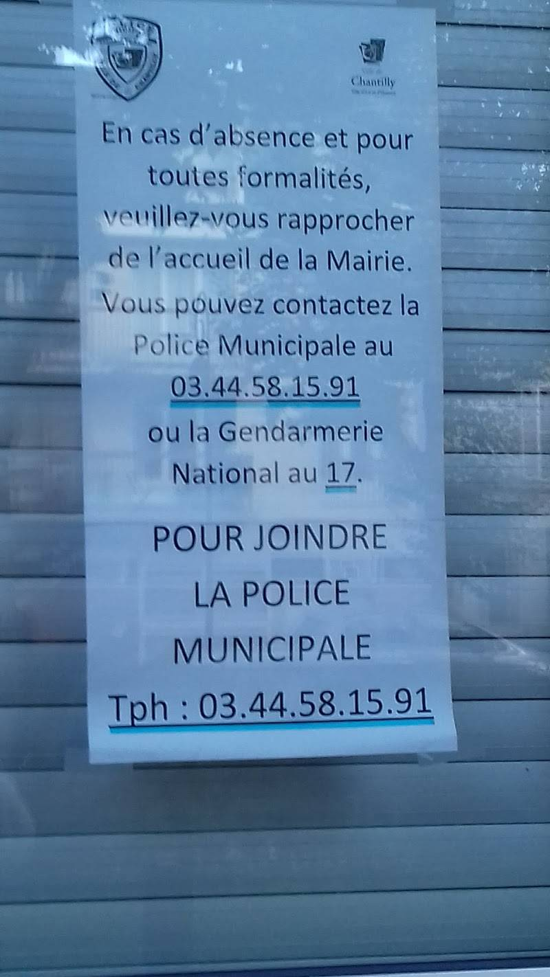 Office Notarial de CHANTILLY