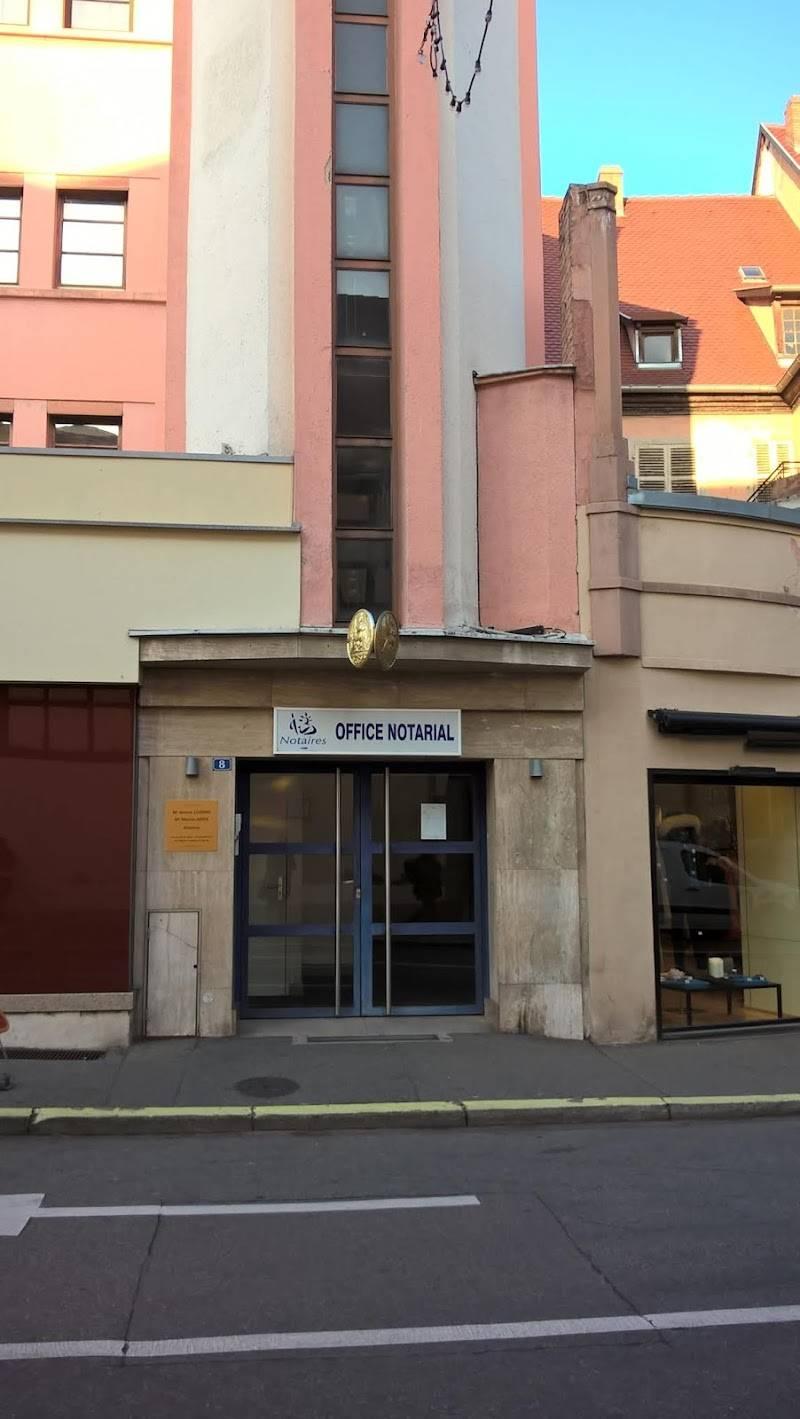 Office Notarial de COLMAR
