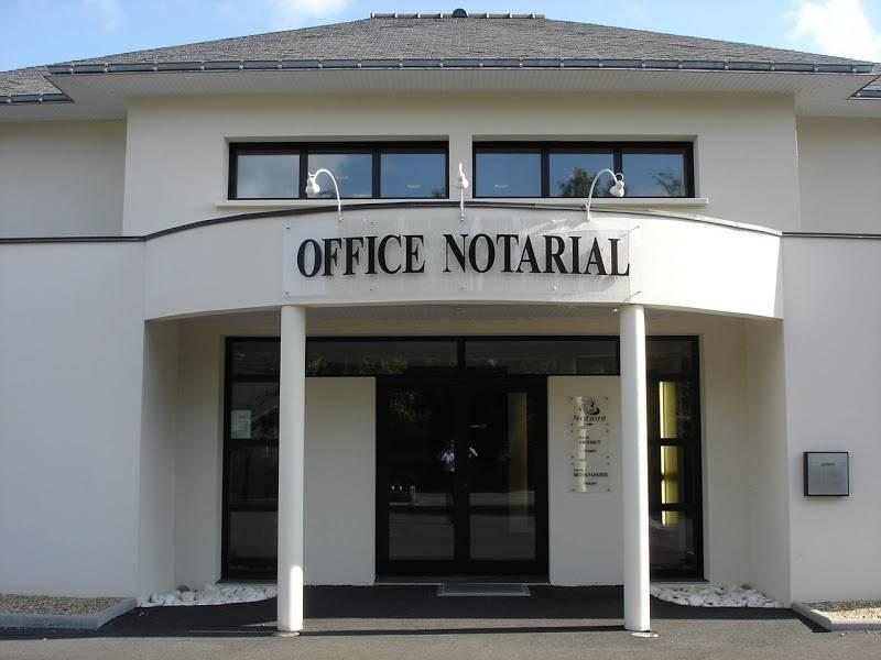 Contactez l'office Notarial de GRAND CHAMP au 0297667802