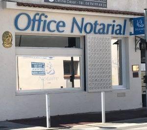 Office Notarial de LES ARCS SUR ARGENS