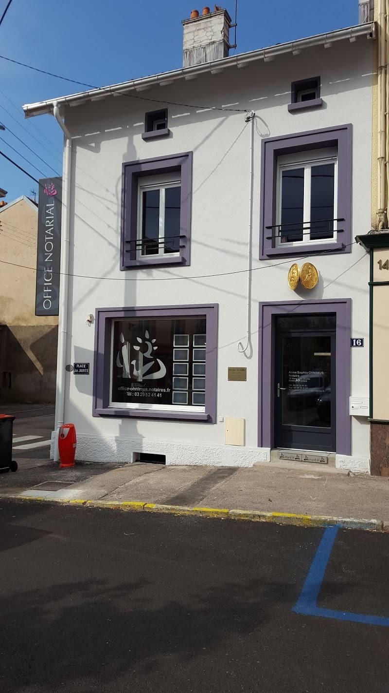 Office Notarial de BRUYÈRES