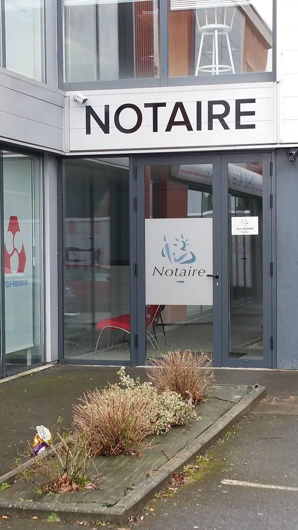 Office Notarial de SAINT JOUAN DES GUÉRETS