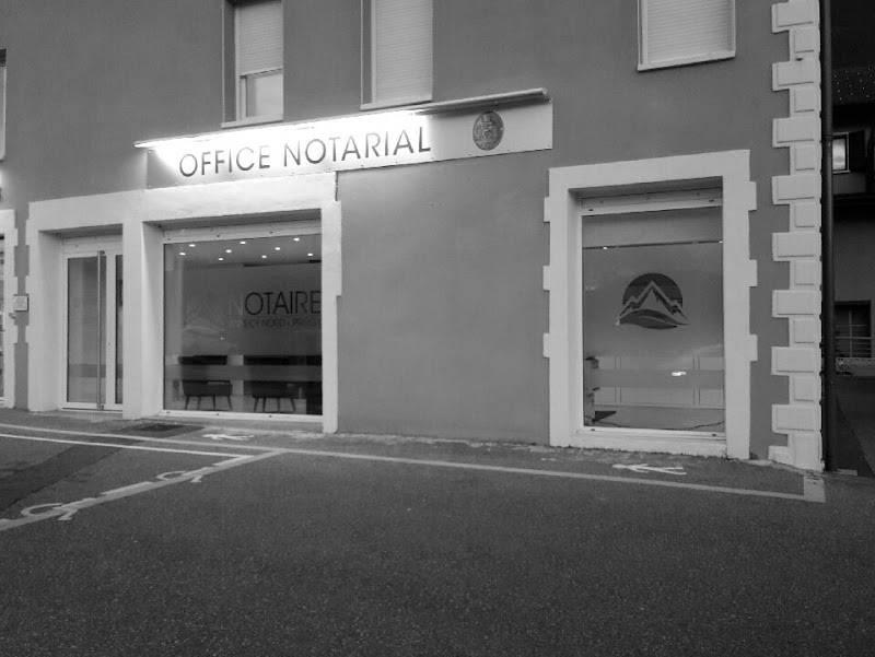 Office Notarial de PRINGY