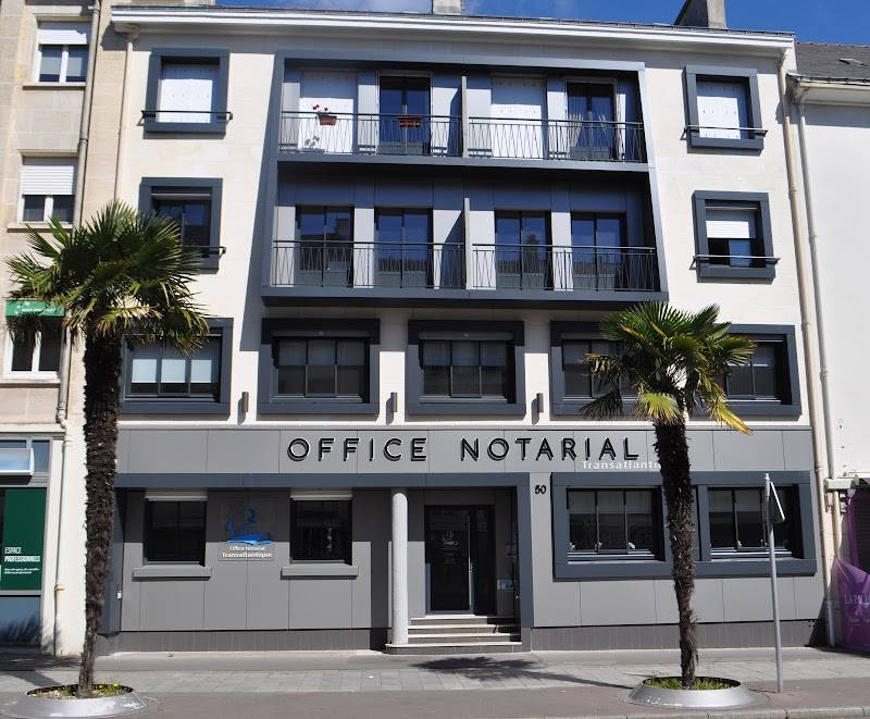 Office Notarial de ST NAZAIRE