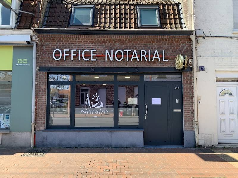 Office Notarial de LYS LEZ LANNOY