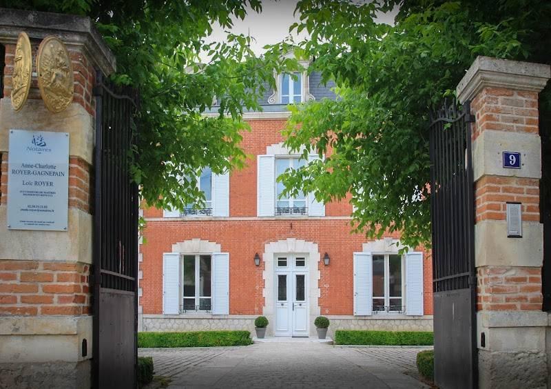 Office Notarial de BEAUNE LA ROLANDE