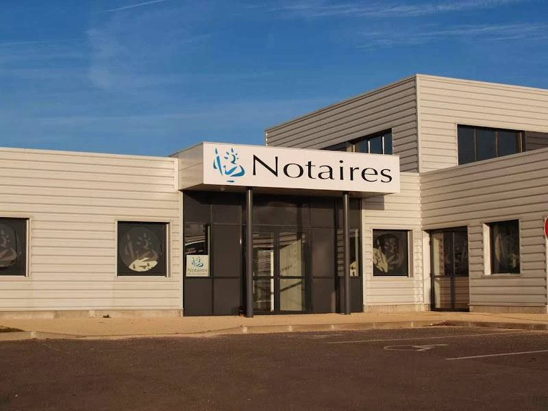 Office Notarial de ST GEORGES LES BAILLARGEAUX